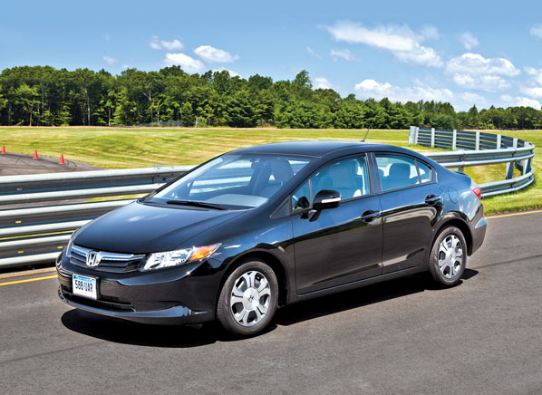 ... Our Latest Reliability Survey Found What Might Be Called A Shocking  Failure Rate For The 2009 And 2010 Honda Civic Hybrid: Almost One In Three  ...