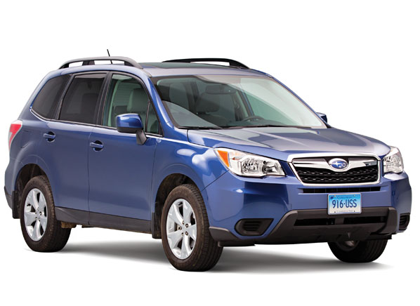 no car is better designed for the older driveror any driver who values easy access and great outward visibilitythan the subaru forester