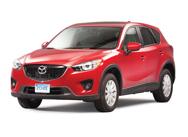 Best of 2014 Small SUVs  Consumer Reports News