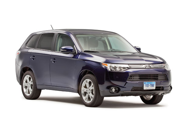 mitsubishi outlander - Suv Reviews