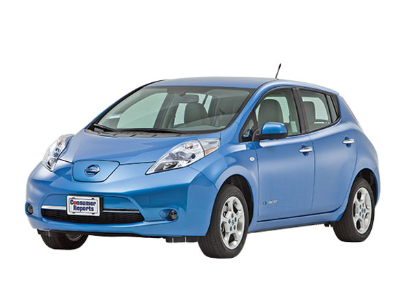 Recall Sends Some 2014 Nissan Leaf Electric Cars To The Crusher