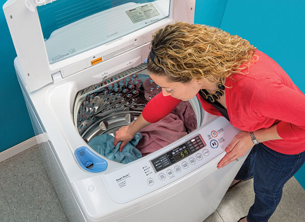 Putting An End To An Endless Washing Machine Cycle
