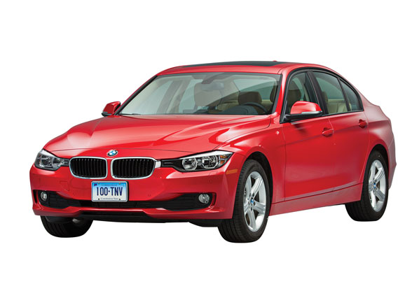 BMW D Review Consumer Reports - Bmw 328i diesel