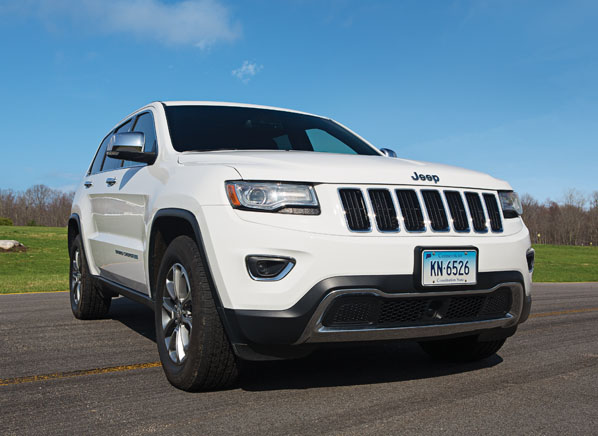 Jeep Grand Cherokee Diesel Review Consumer Reports