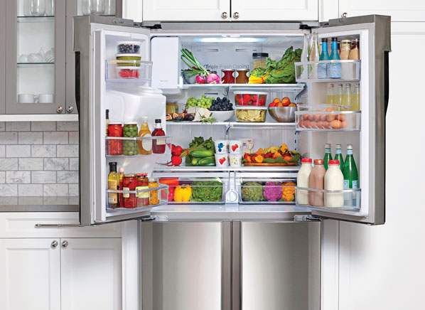Find Ratings Refrigerators