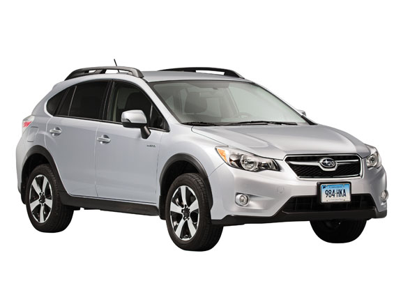 Subaru Xv Crosstrek Hybrid Review This Halfhearted Only Gives A Slight P In Fuel Economy