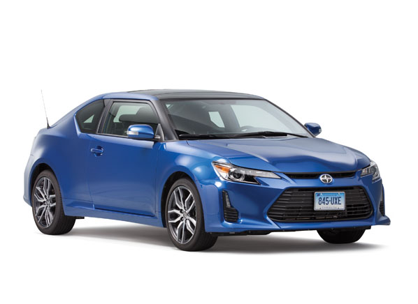 2014 Scion Tc Hatchback Review Consumer Reports