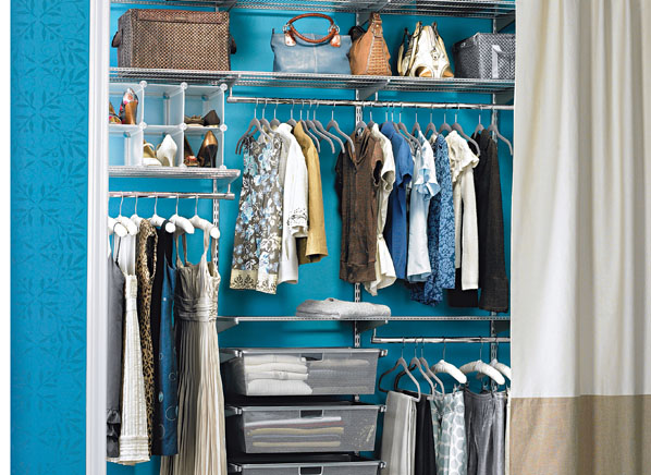 The Best Colors And Sheens To Paint All The Closets In Your Home