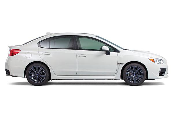 Subaru WRX: Extreme Sport