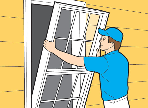 How to find a window installer consumer reports news for Window replacement contractor