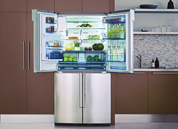 Refrigerators Packed With Freshness Features