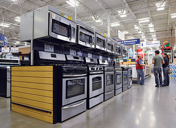 popular lowes kitchen appliance - photo #35