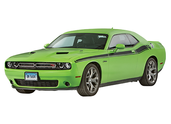 dodge challenger automatic vs manual
