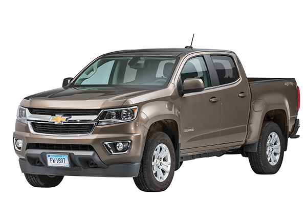 Chevy Silverado Price >> Ford F-150 & Chevrolet Colorado Pickup Reviews - Consumer Reports