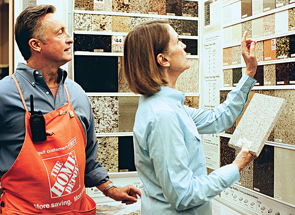 plan your kitchen remodel at home depot lowes or ikea which big box store offers the best service and biggest selection - Home Depot Kitchen Design Services