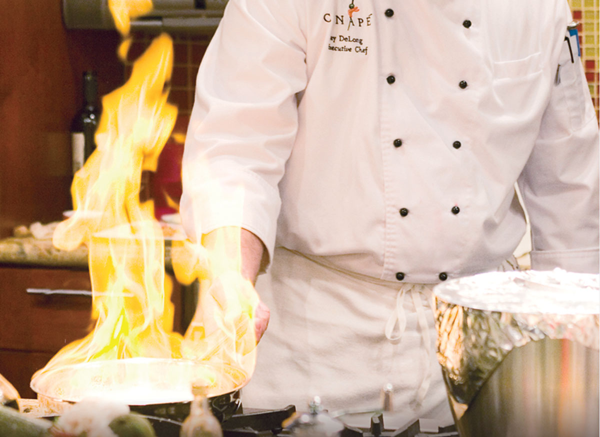 An image of chef