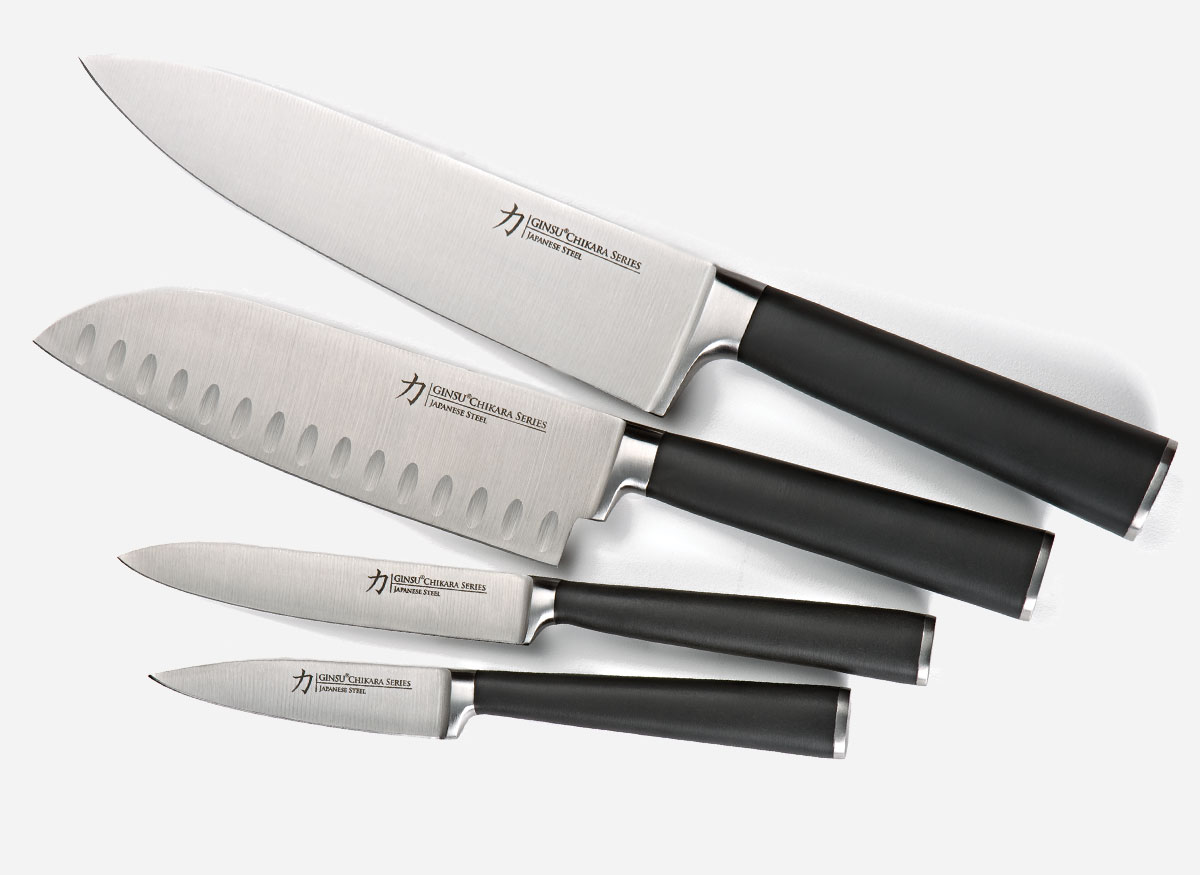 2015 gift guide for the food lover consumer reports image of the ginsu chikara knife set