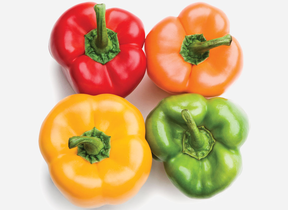 An image of peppers