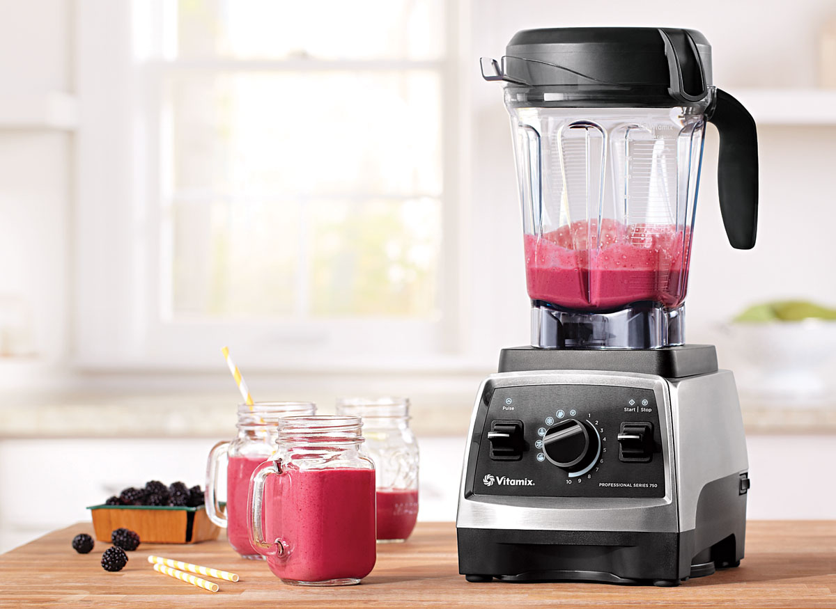Vitamix blenders make great gifts.