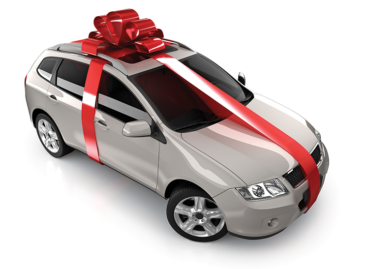 Should you give a car as holiday gift consumer reports