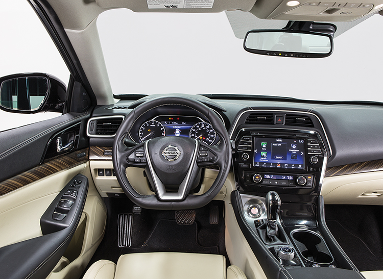2016 Nissan Maxima Review Consumer Reports