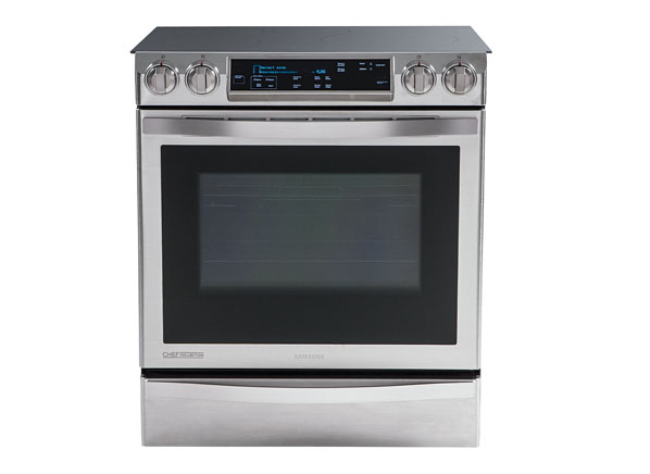 Samsung Chef Collection RF34H9960S4 4 Door Refrigerator, $5,400