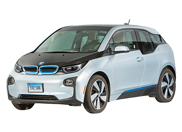 Bmw I3 Review Most Energy Efficient Car Consumer Reports
