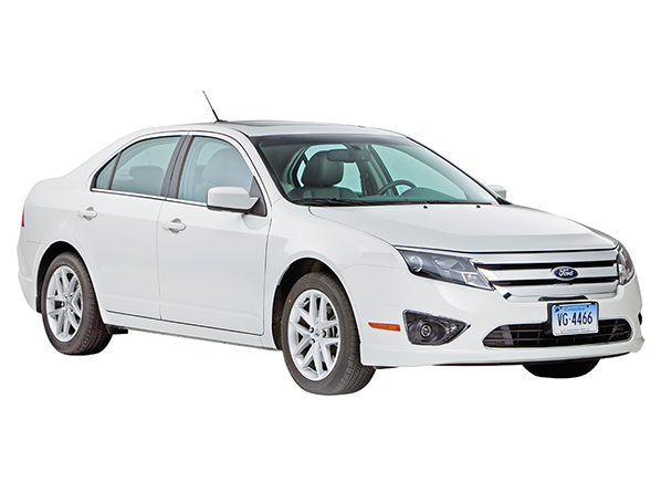 Ford Fusion 2010 2017 4 Cyl And Hybrid