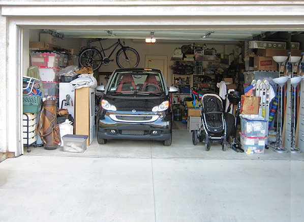 How To Stash Your Stuff And Have Room For Your Cars, Too