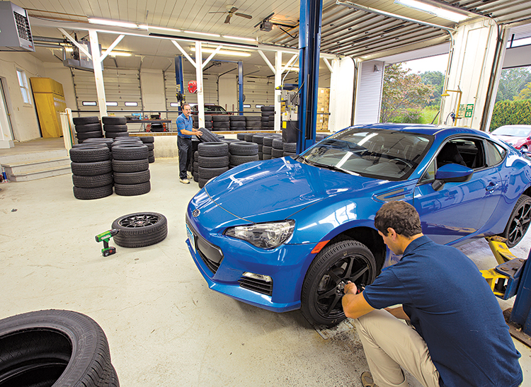 The Truth About Tire Treadwear Consumer Reports