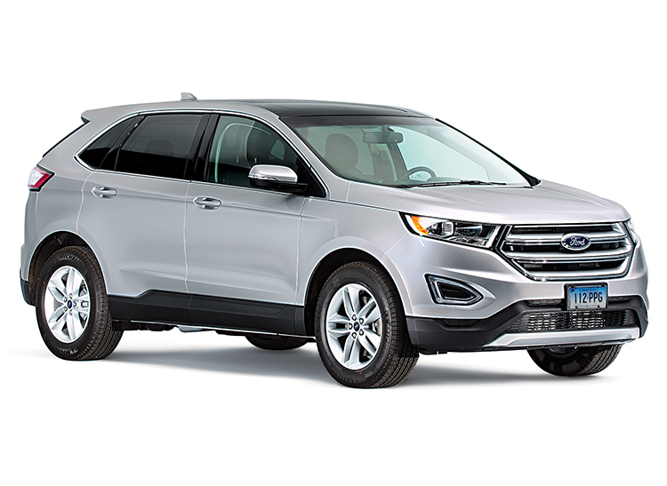 Today S Turnaround Tale The Ford Edge Although Widely Sold It Was An Anonymous Underwhelming Crossover That Stirred Few Souls