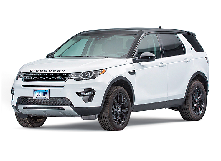 Land Rover Discovery Sport Review Consumer Reports