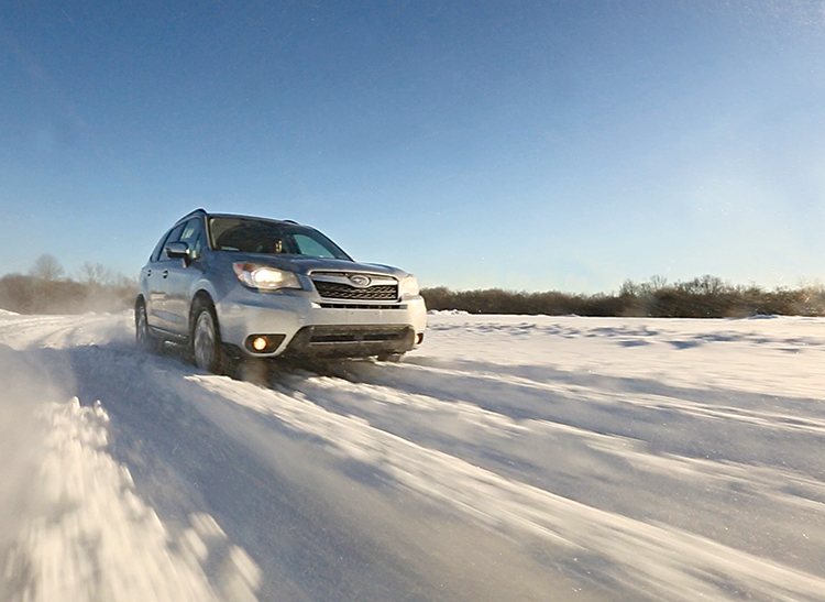 Which Small Suv Fares Best In The Snow