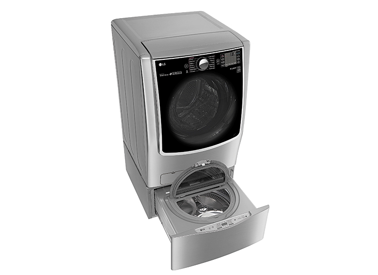LG SideKick is one of the new small washers.