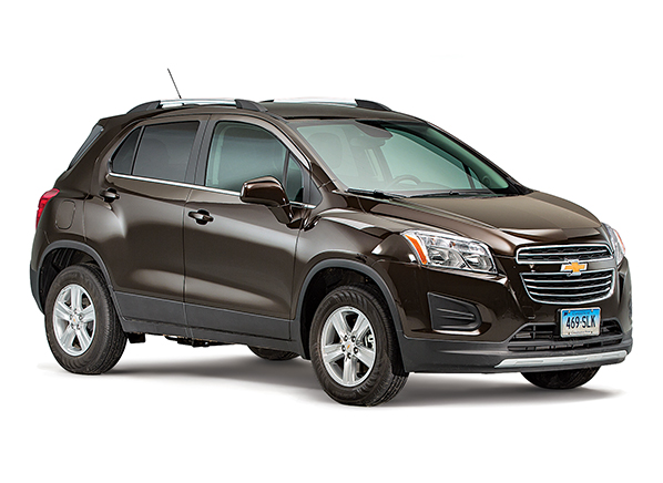 Exercise In Mediocrity One That Suffers From Poor Performance And Interior Materials At A Price Should Lot More Car The Chevrolet Trax