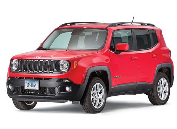 Jeep Renegade Review - Consumer Reports