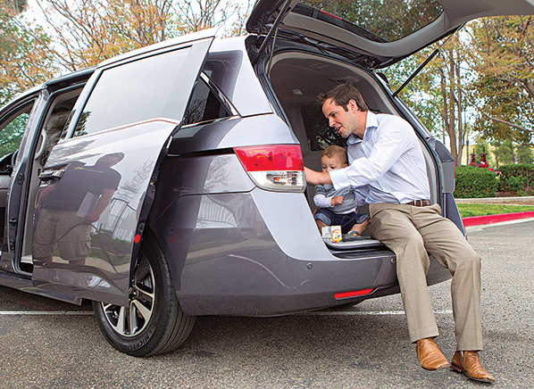 Cars With Best In Class Cargo Capacity And Fuel Economy