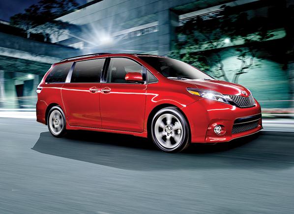 Van Tastic Toyota Sienna