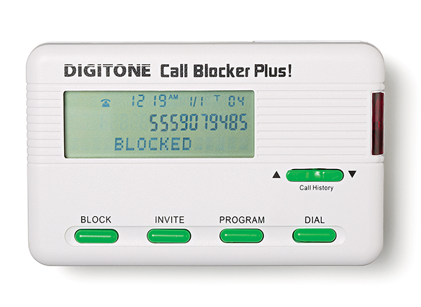 Digitone Call Blocker Plus