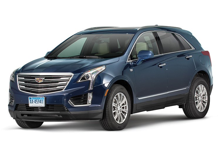 2017 Cadillac Xt5 Review Consumer Reports