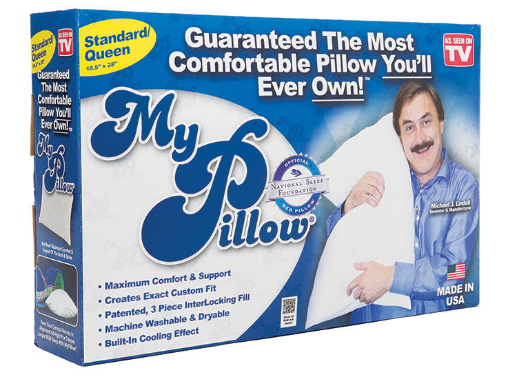My Pillow Factory should my pillow become your pillow consumer reports