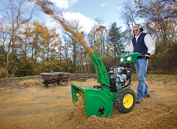 Used Sawdust Blower : How to keep your snow blower running all winter consumer
