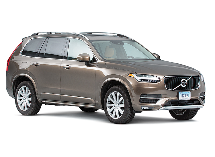 2016 Volvo XC90 Review - Consumer Reports