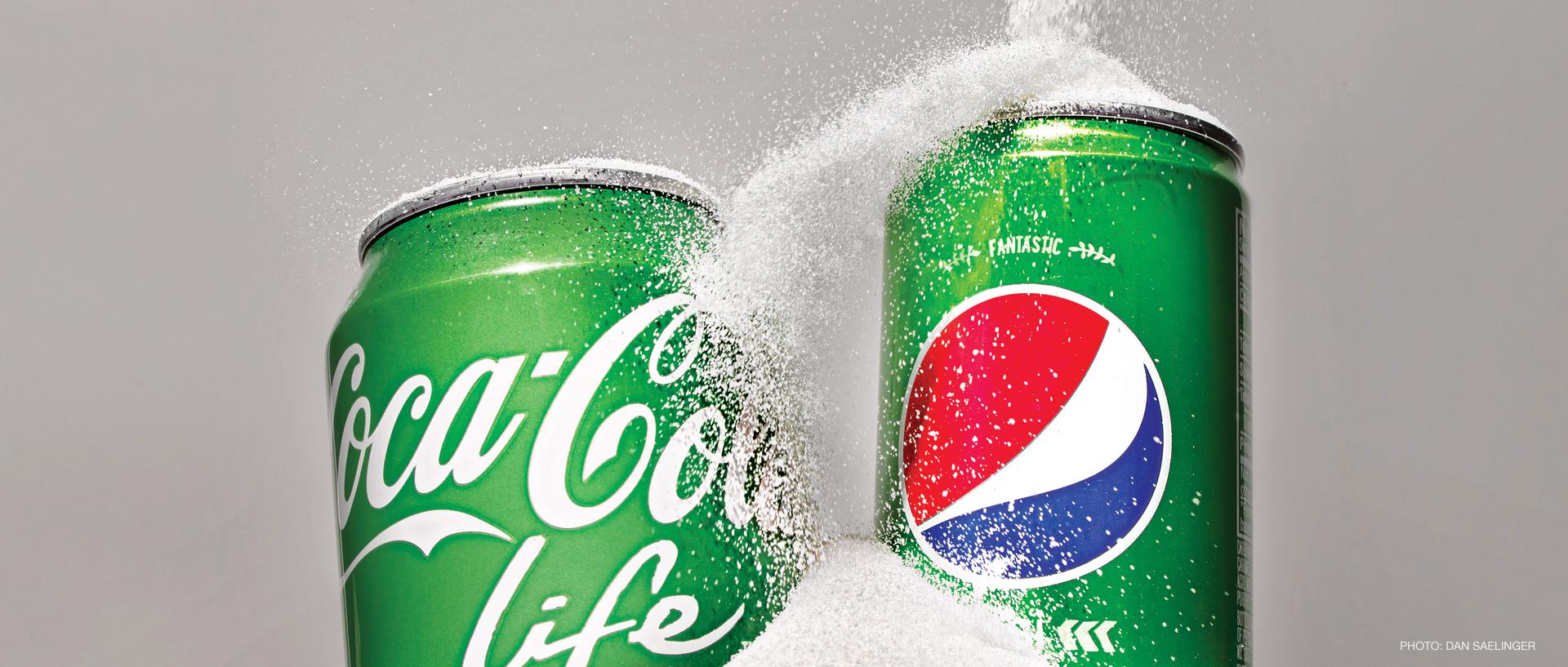 Coca Cola Life And Pepsi True Put To The Test Consumer