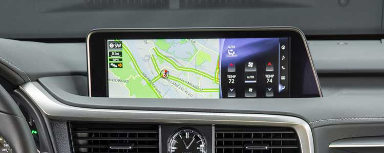 owners like that the touchpad is easier to reach than a faraway touch screen lexus also won praise for easy to use bluetooth audio streaming