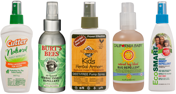 Natural Mosquito Repellents That Can Be Used On Babies