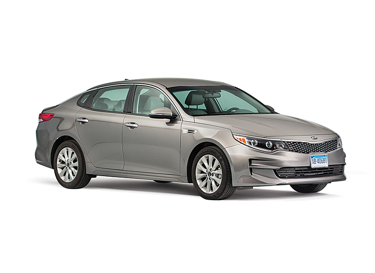 2016 Kia Optima Review Includes A Look At The New Exterior Styling