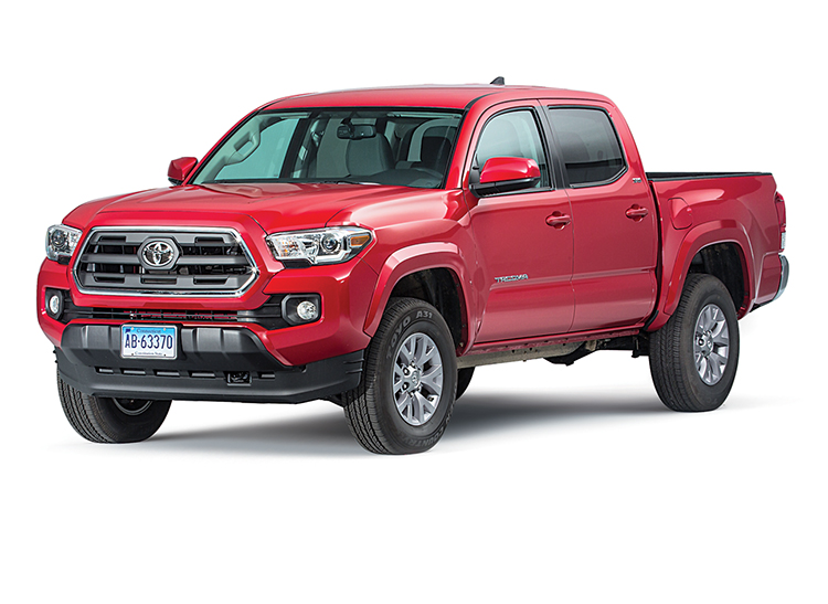 2016 toyota tacoma review consumer reports. Black Bedroom Furniture Sets. Home Design Ideas
