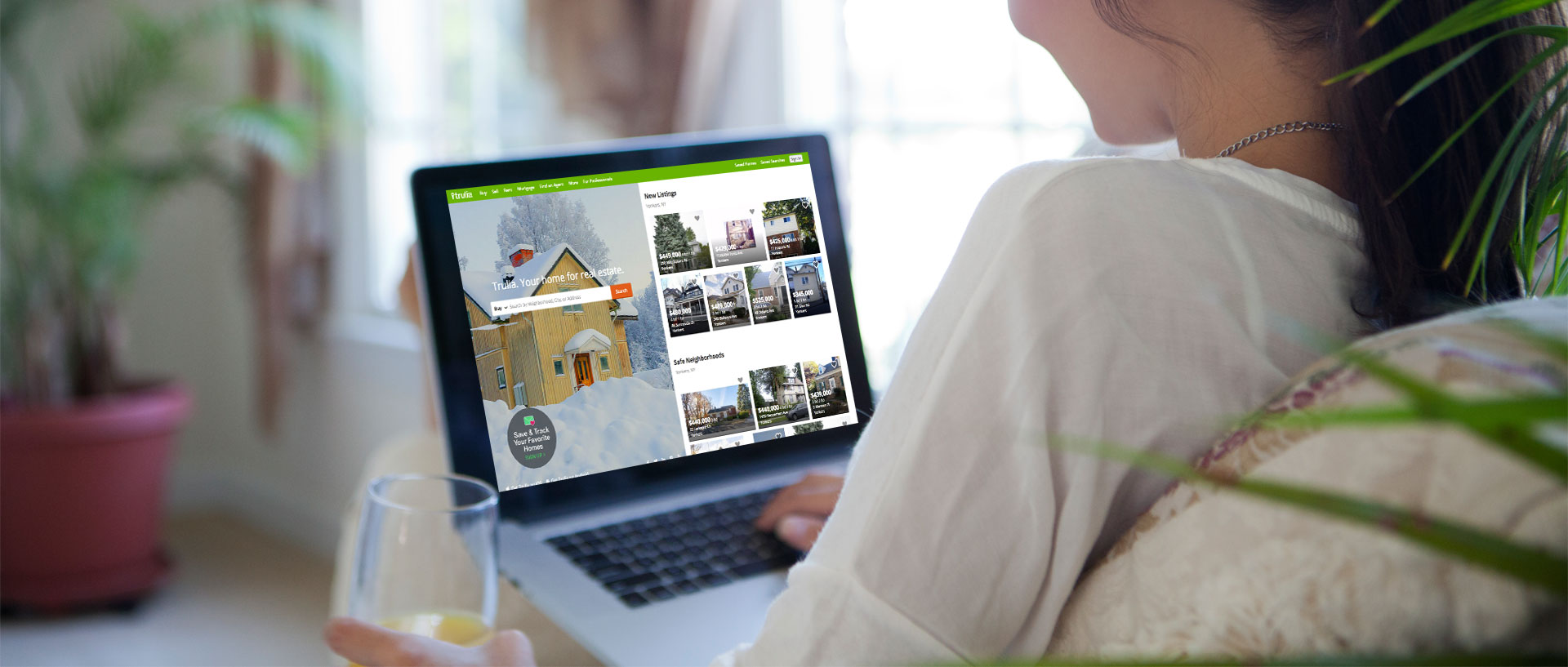 Real Estate Websites Review Virtual House Hunting