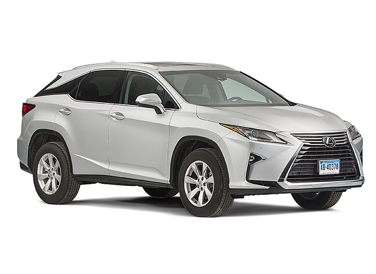 2016 Lexus Rx 350 In Studio
